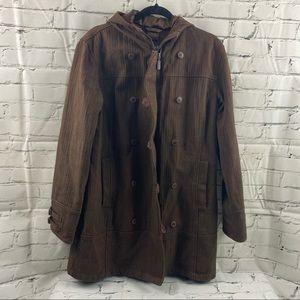 Columbia lined jacket